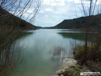 Río Salado-Salinas Imón-El Atance;actividades en madrid montañismo las arribes del duero campamen